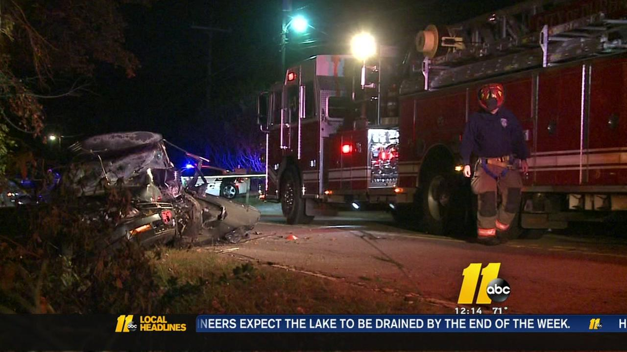 Person killed in Durham crash