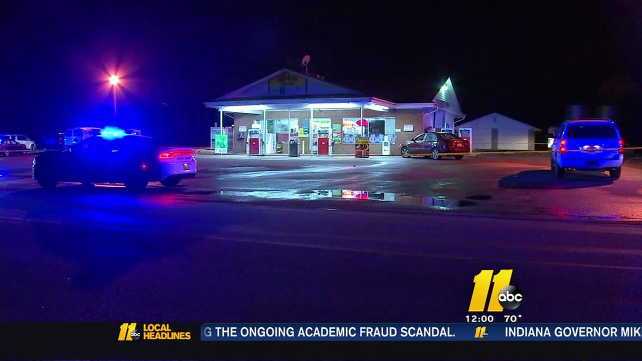 Store clerk shot to death in Johnston County