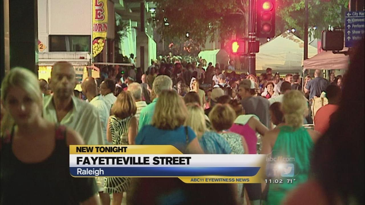 4th of July celebration draws crowds to downtown Raleigh