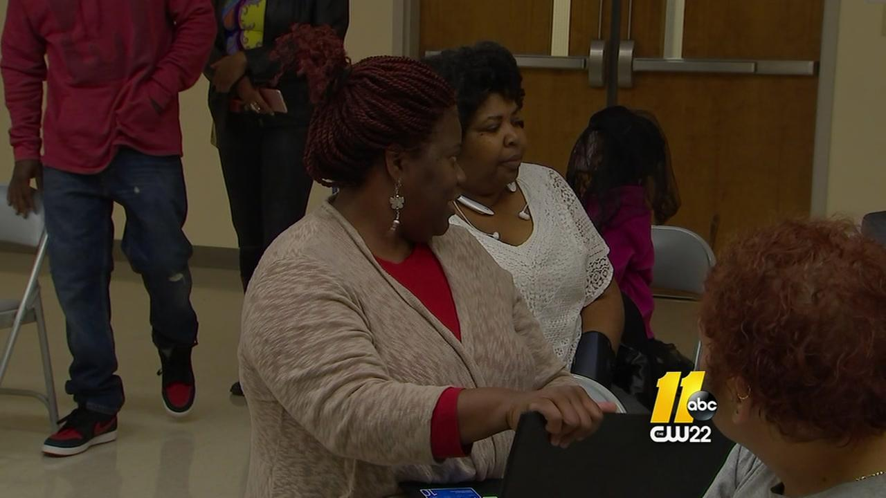Raleigh community comes together to fight bullying