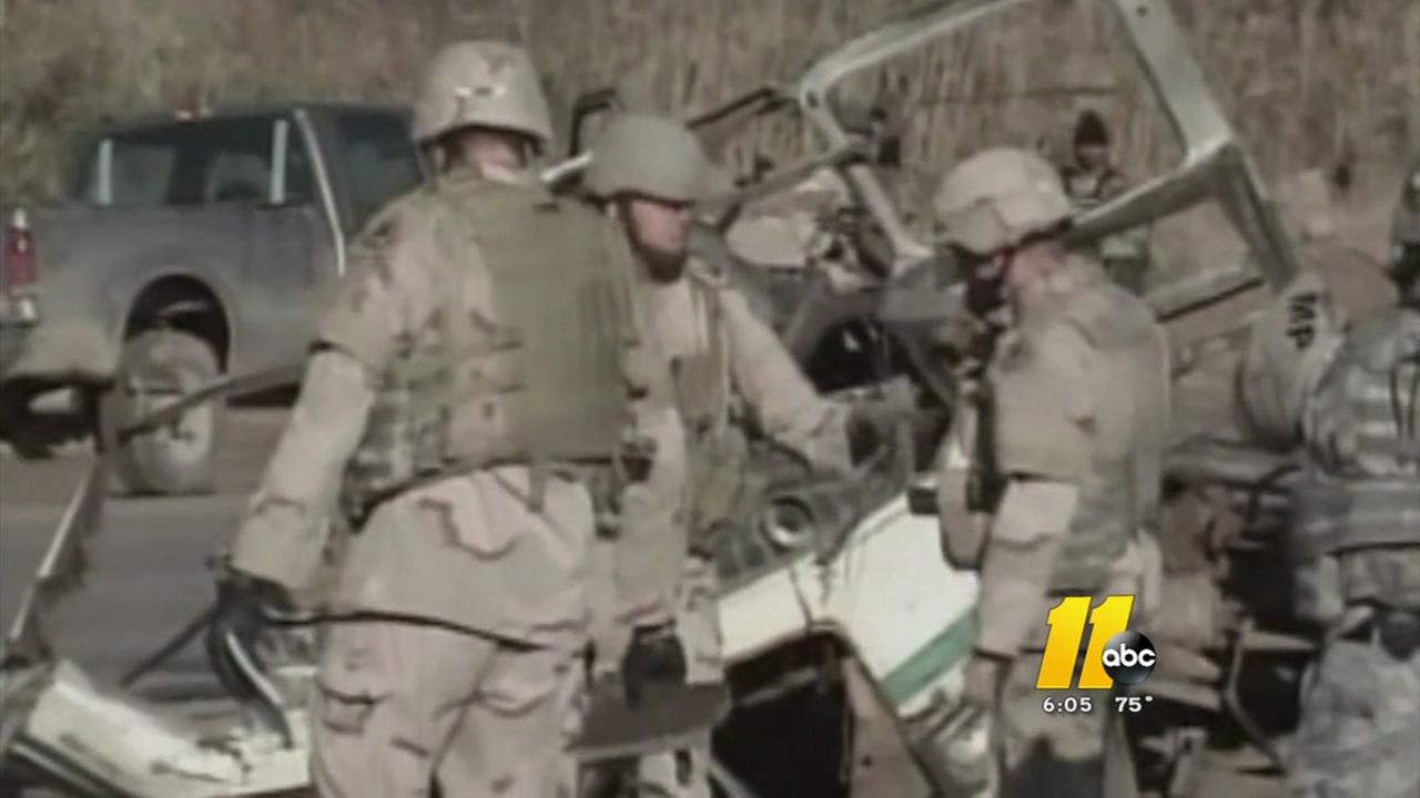 Fort Bragg troops to be deployed to Iraq