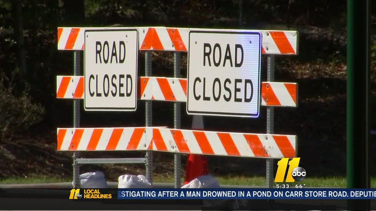Residents wait on Rogers Road repairs