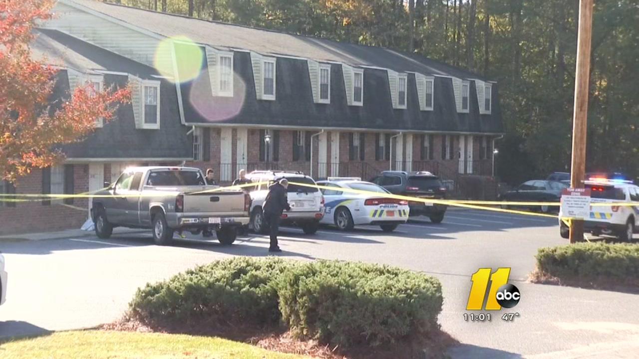 Neighbor shoots man who was assaulting woman, police say