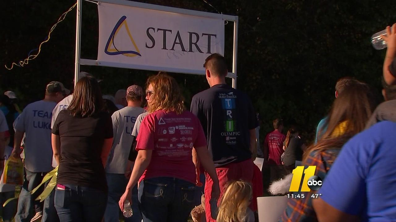 Buddy Walk held to raise money for those with Down syndrome