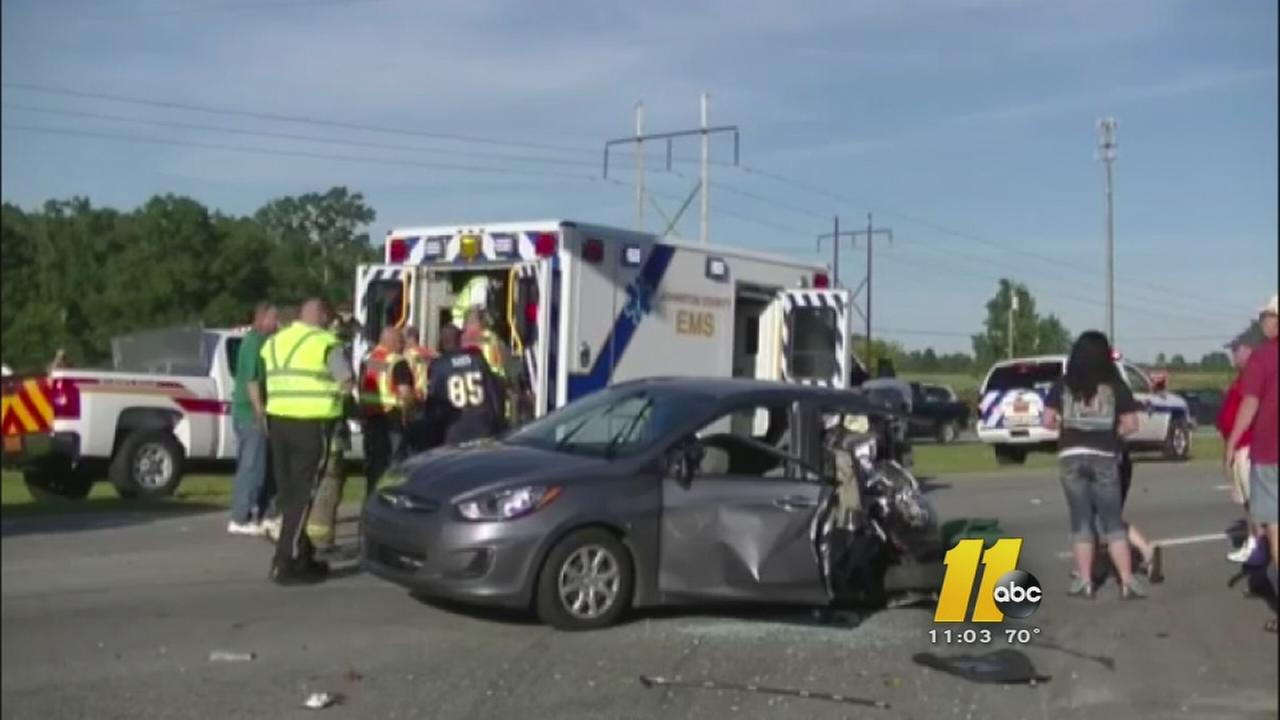 Car Crash Apex Nc
