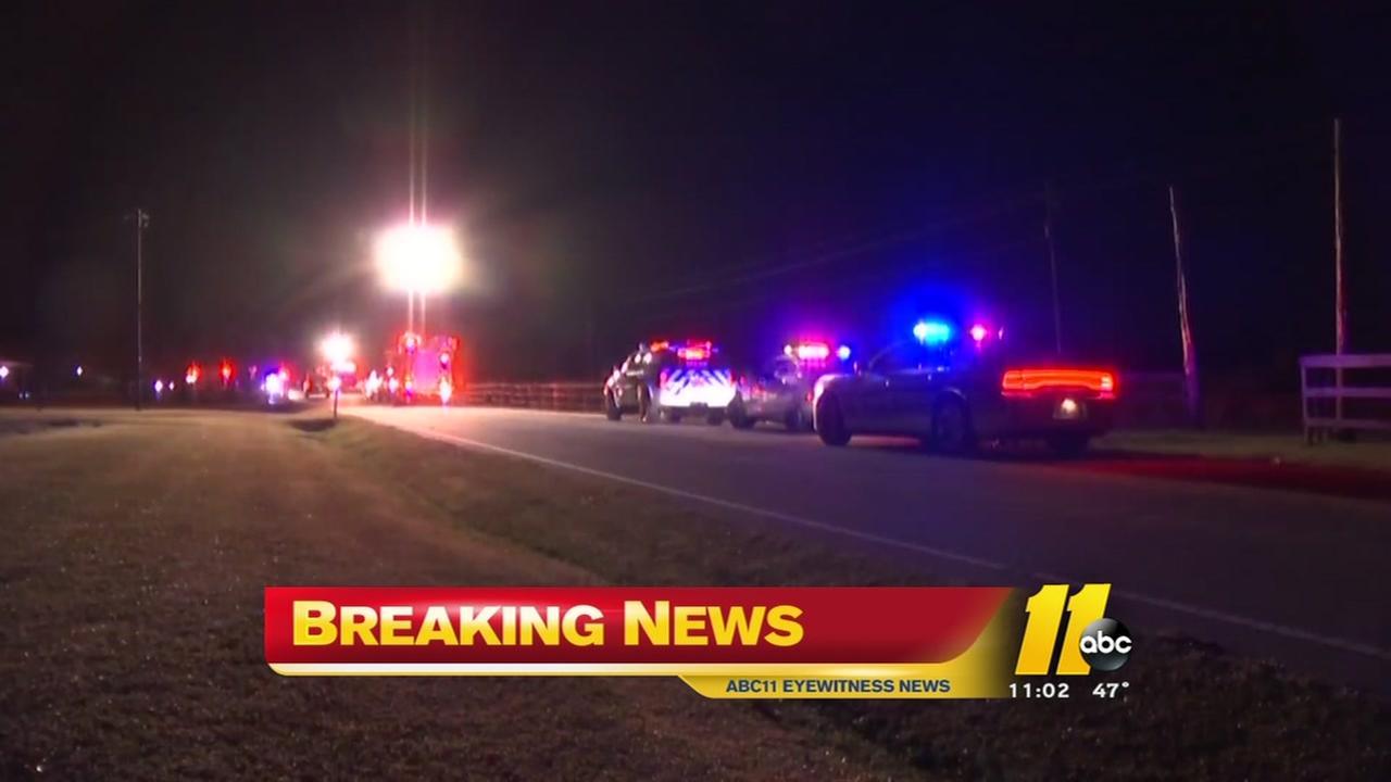 Fatal crash near Selma