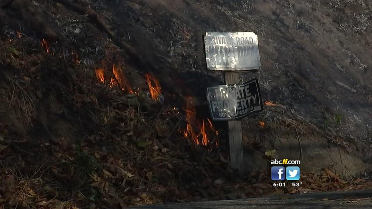 Progress being made on many fires across Western North Carolina