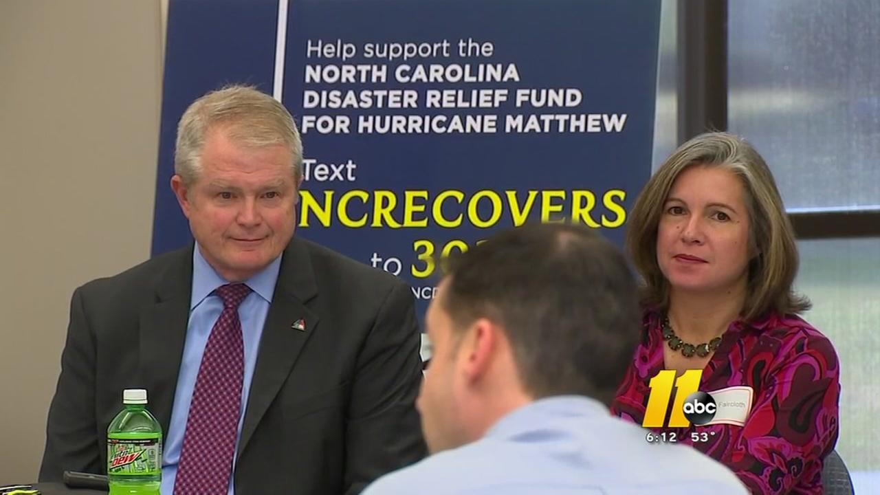 Hurricane Recovery Committee meets