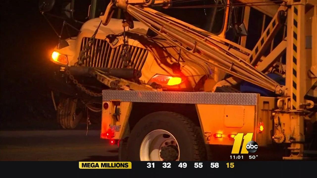 Police investigate school bus incident