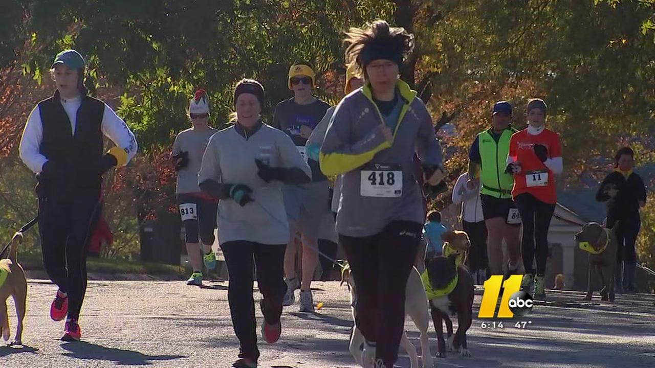 Wake County SPCA holds 5K