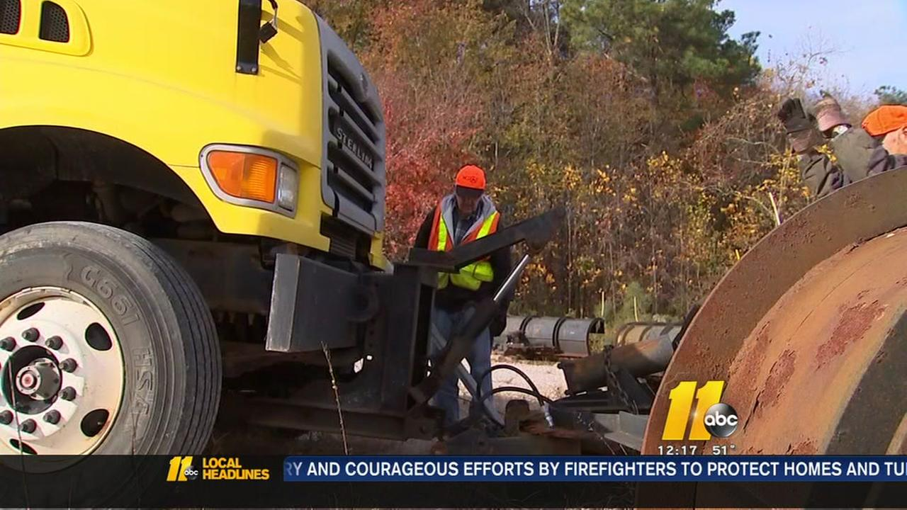 North Carolina DOT ready for snow