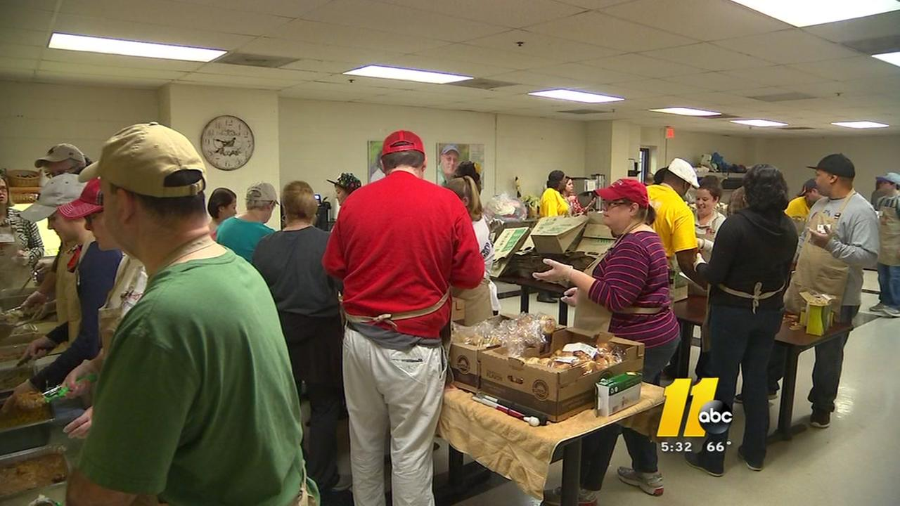 Rescue Mission brings holiday smiles to Raleigh, Durham