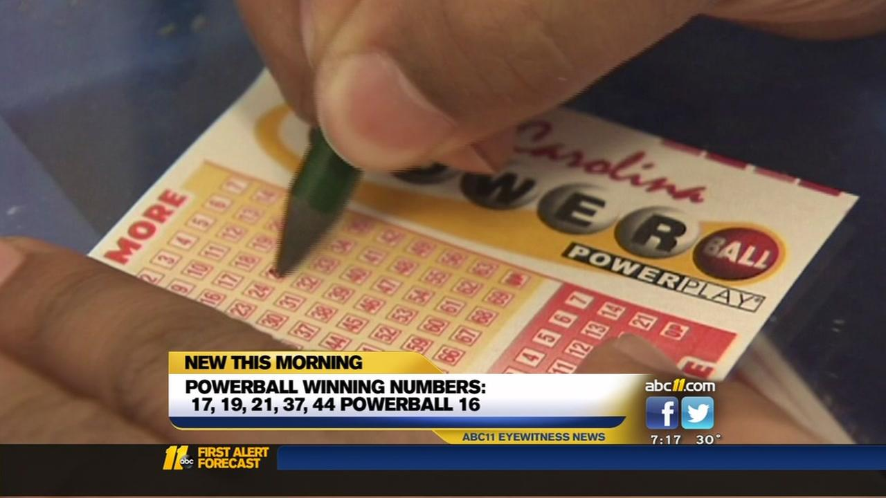 Winning Powerball ticket sold in Tennessee
