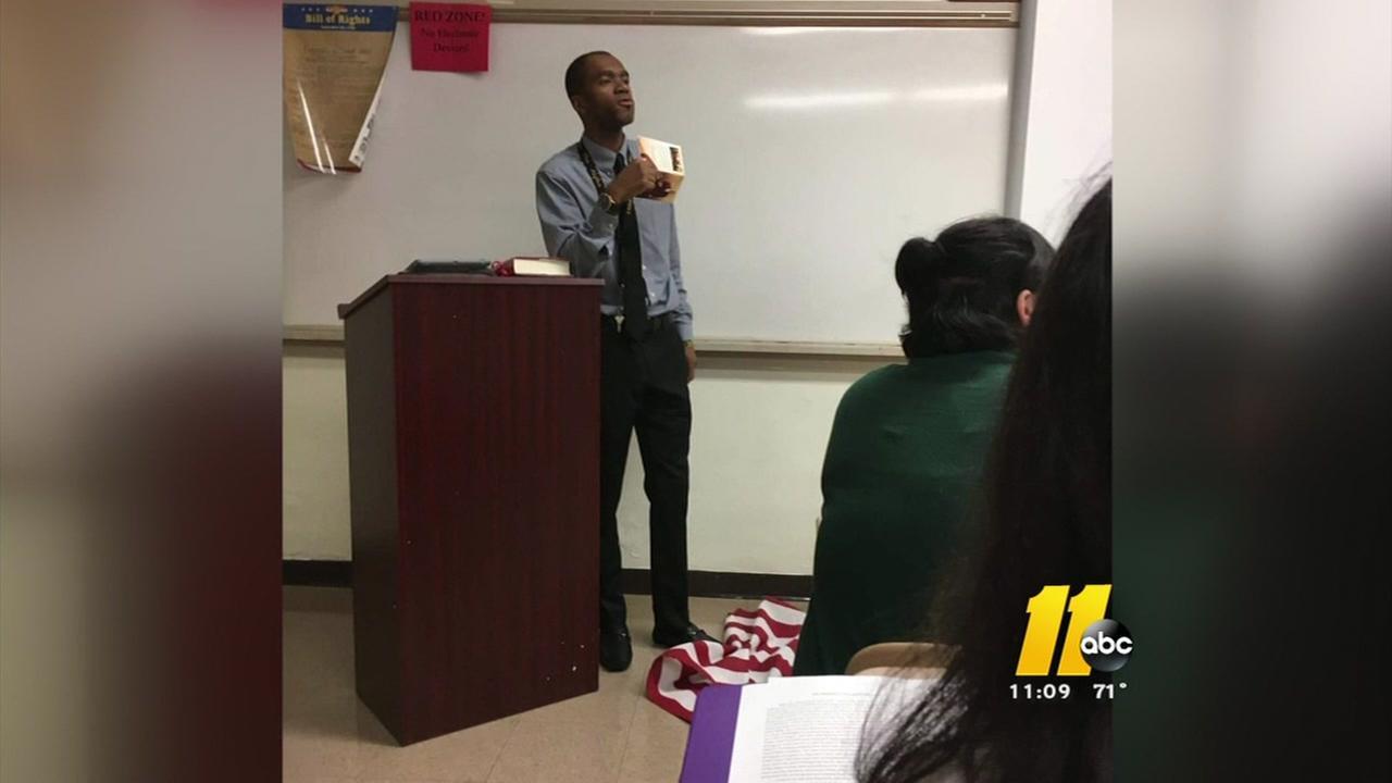 Ruling upheld against flag-stomping teacher