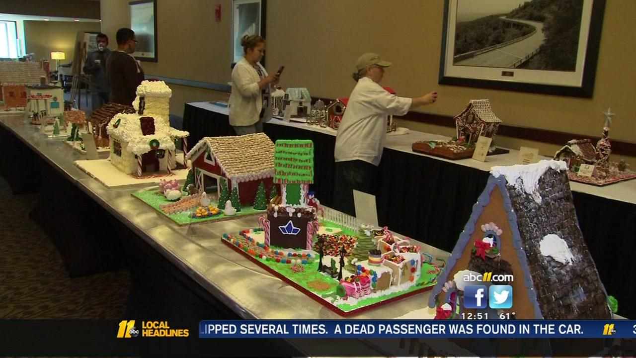 Gingerbread benefit held in RTP