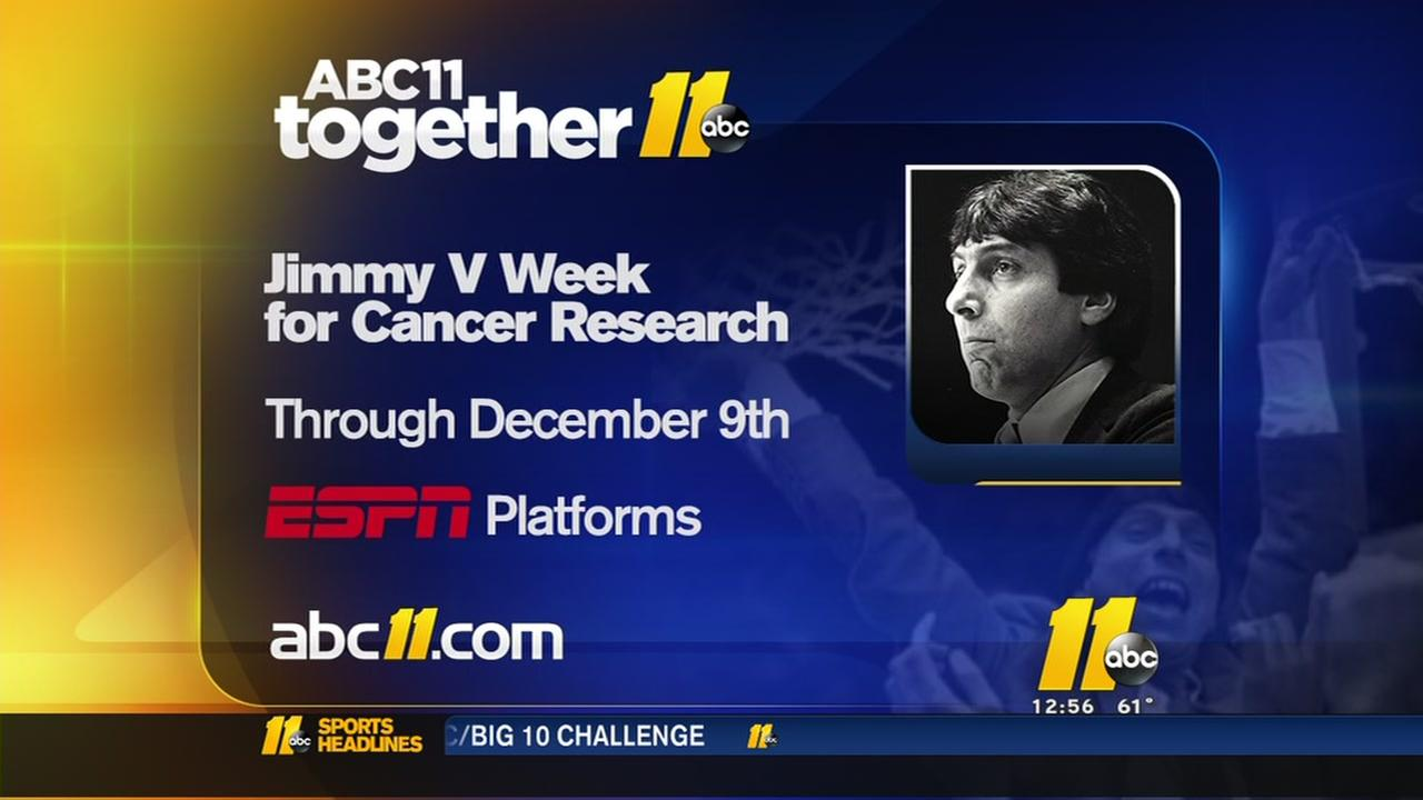 Jimmy V Week for Cancer Research