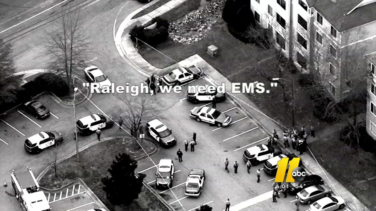 Latest details in shooting of Raleigh police officer