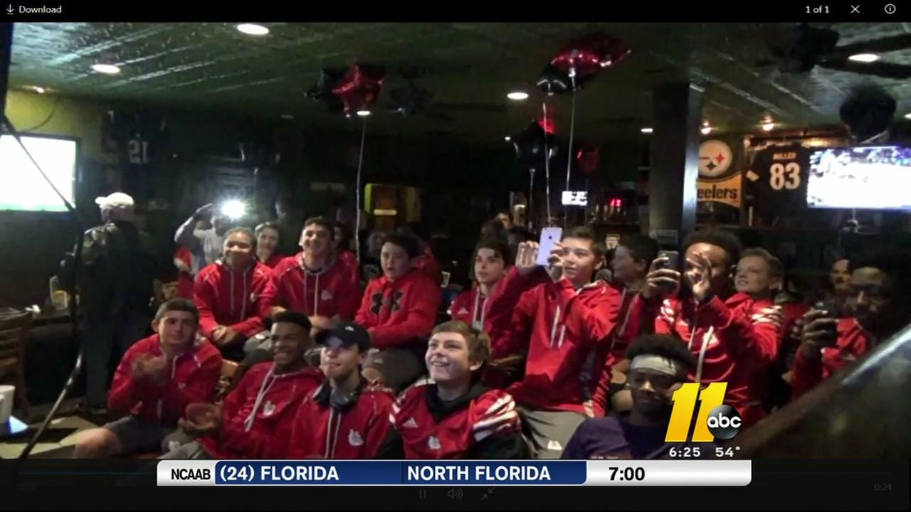North Raleigh Bulldogs going to Disney to play for a national title.