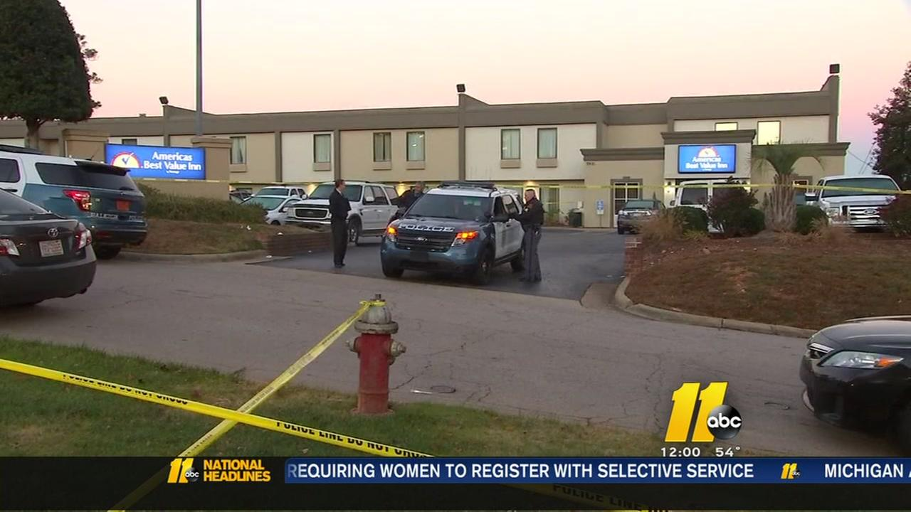 2 killed in Raleigh hotel shooting