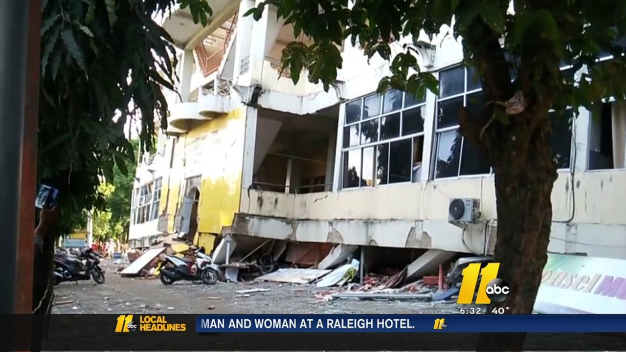 Indonesia earthquake kills scores