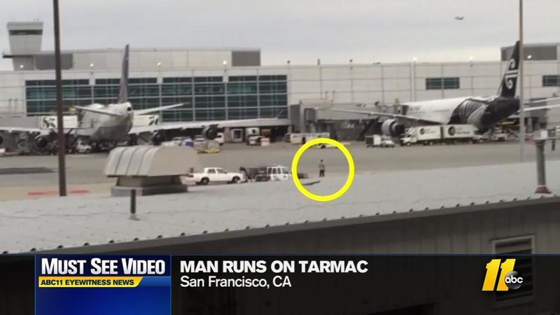 Man Breaches Security at San Francisco Airport