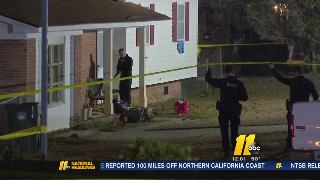 Fayetteville police kill man, find woman dead in home