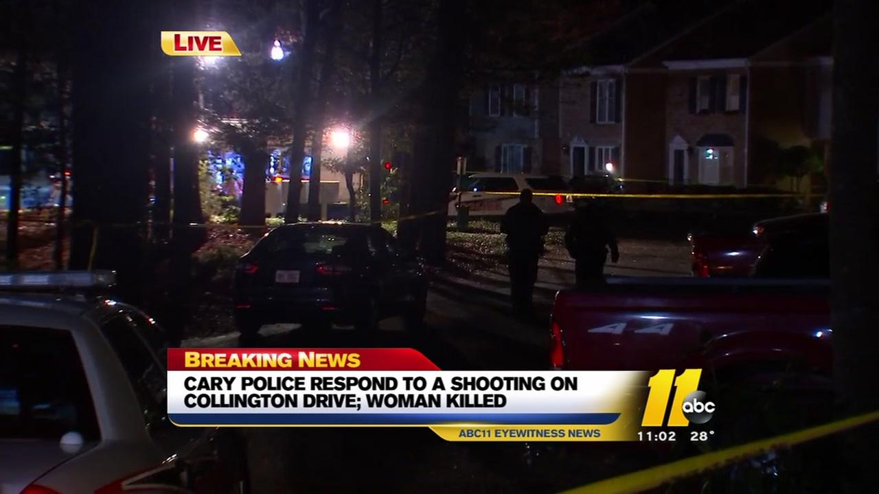 Woman killed at town home complex on Collington Drive