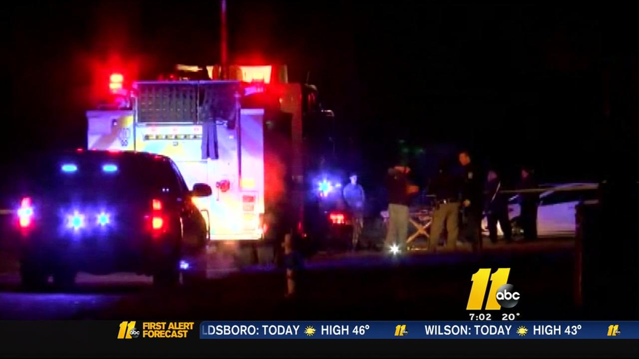 Officer-involved shooting in Brunswick County