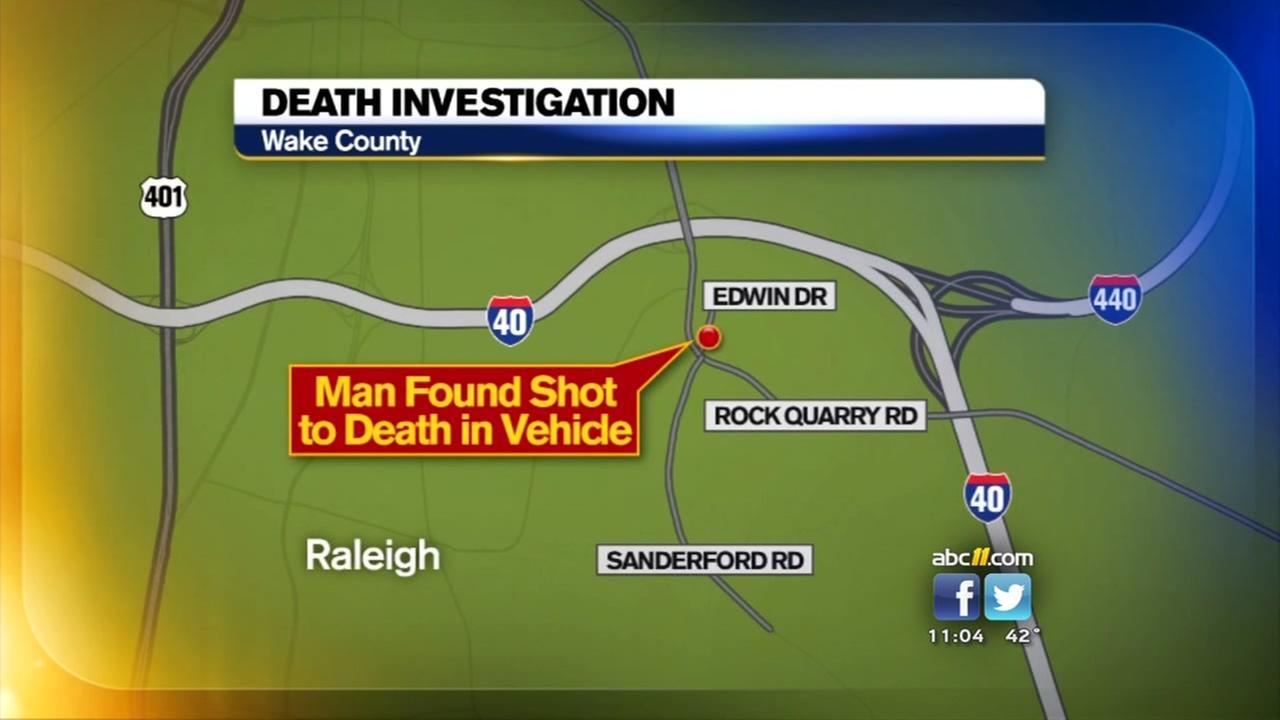 Teen found shot to death in Raleigh