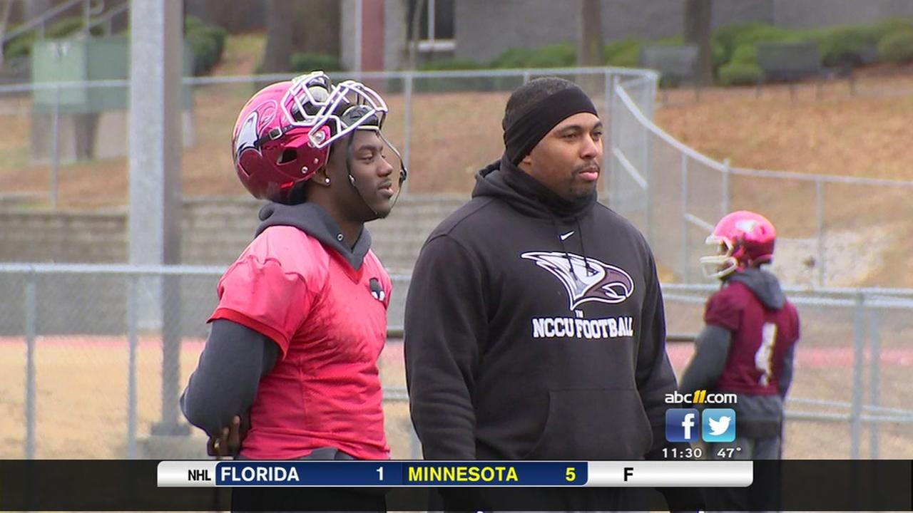 NCCU relishes Celebration Bowl opportunity