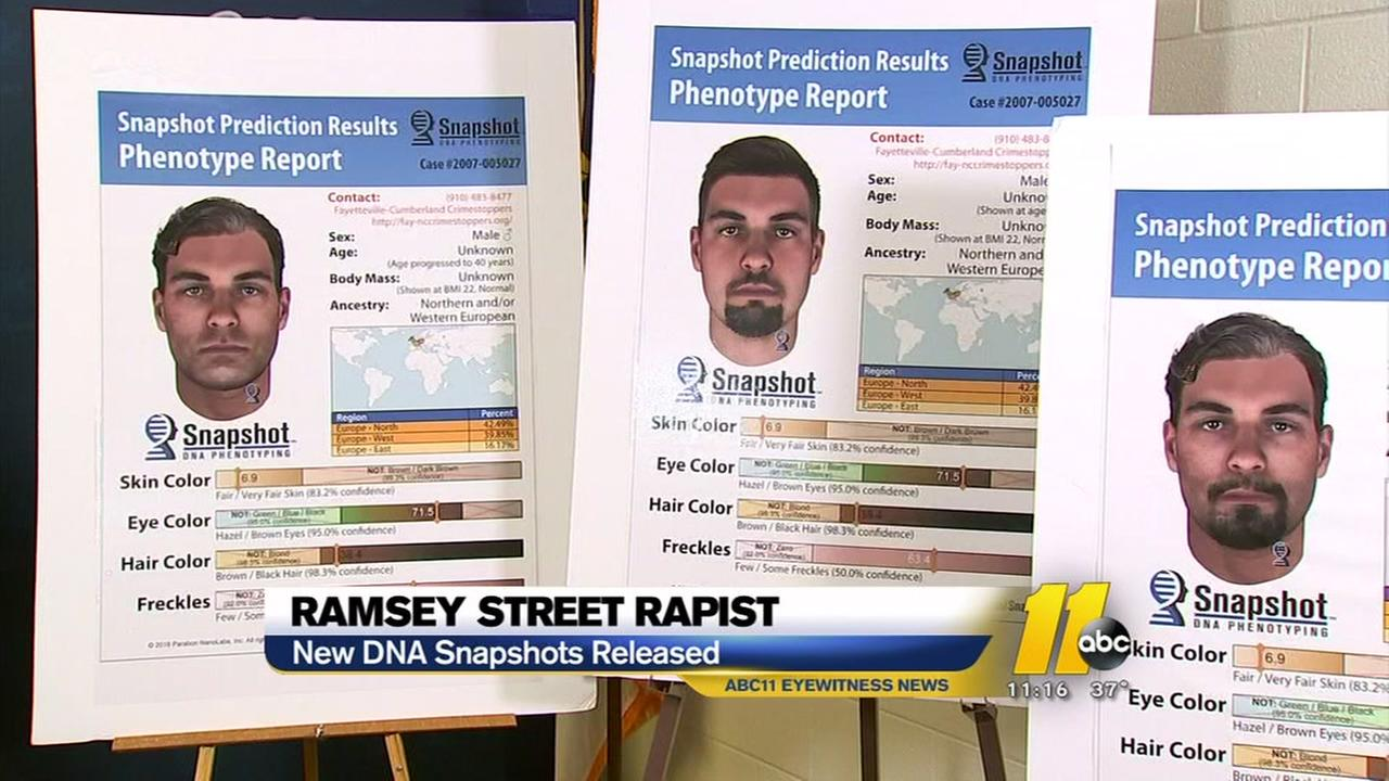 Police hope new DNA snapshots will catch rapist