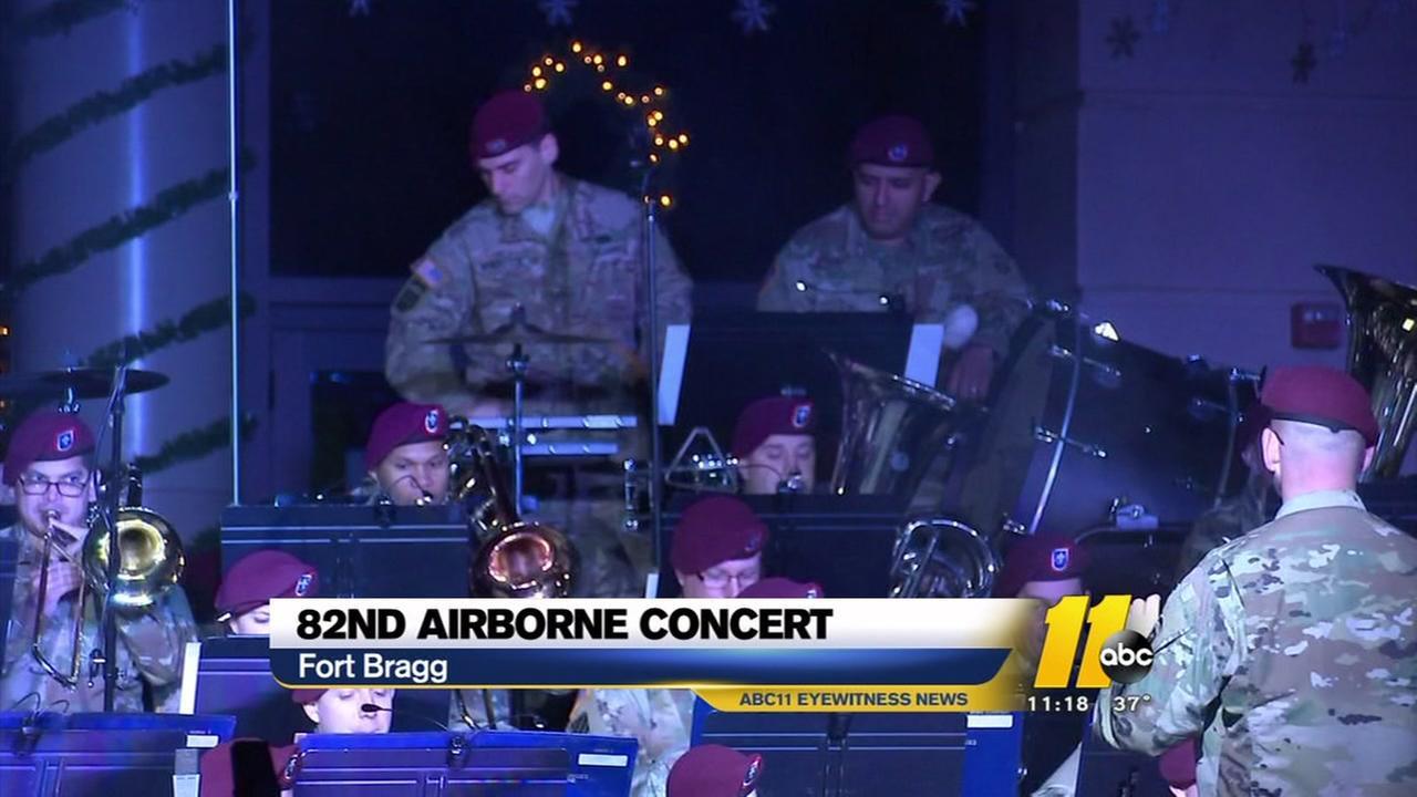 82nd Airborne concert