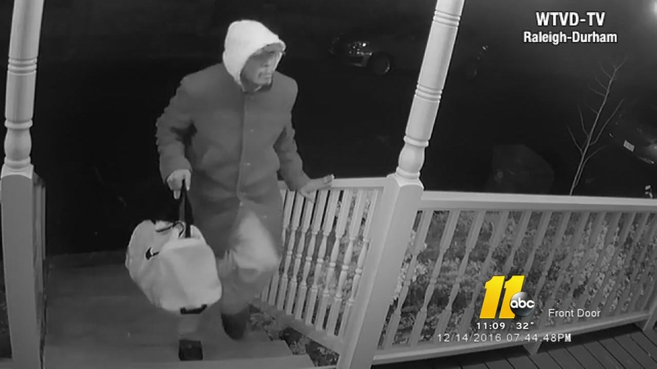 Package thief steals childs insulin pump