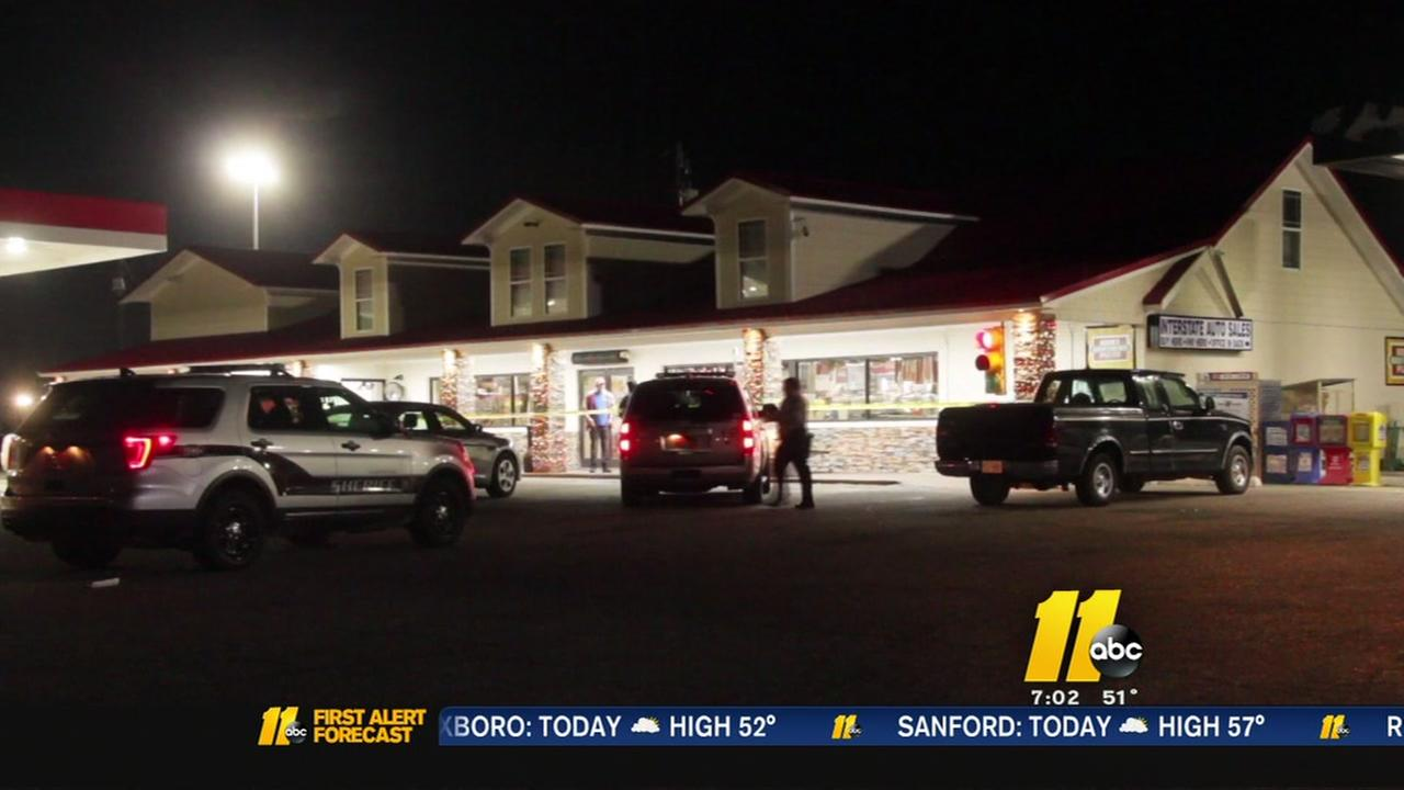 Police investigate armed robbery in Fayetteville