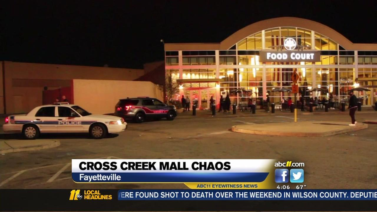 Cross Creek reopens after chaotic Monday