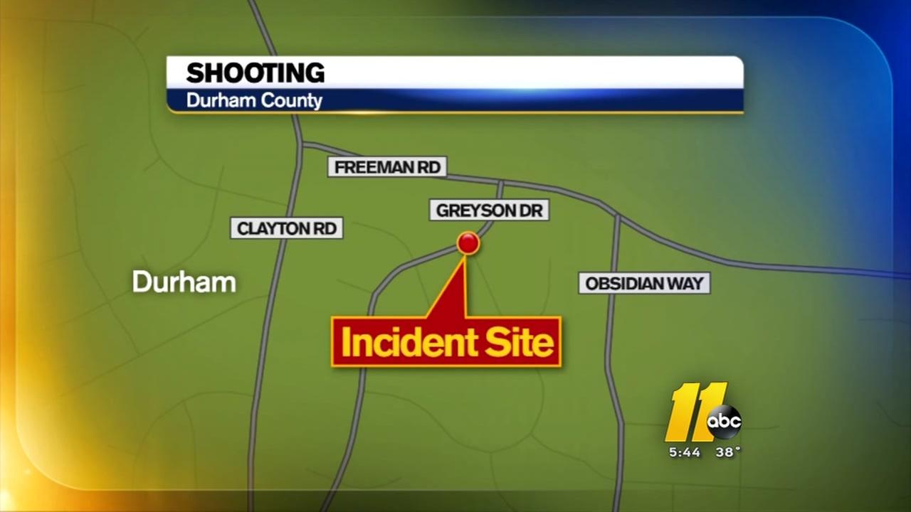 Teen shot in Durham County