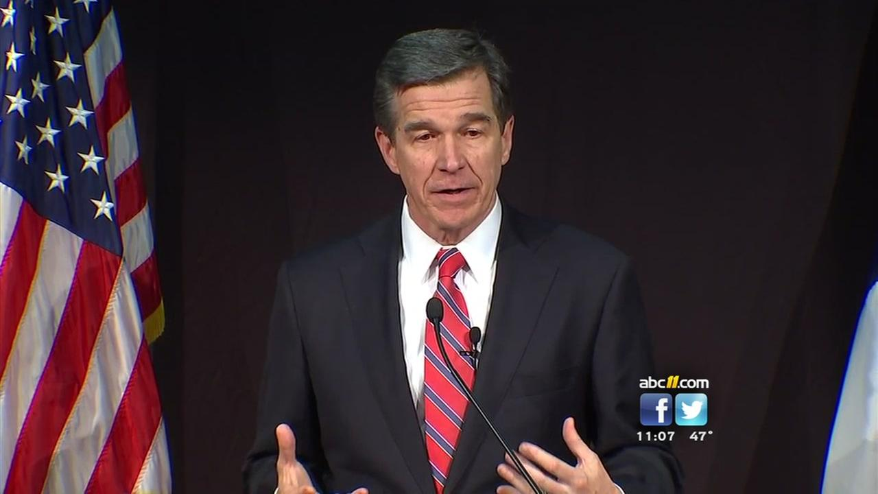 Gov. Roy Cooper makes new additions to his team