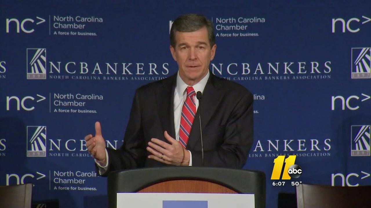 Governor Cooper headed for showdown with Republicans over Medicaid