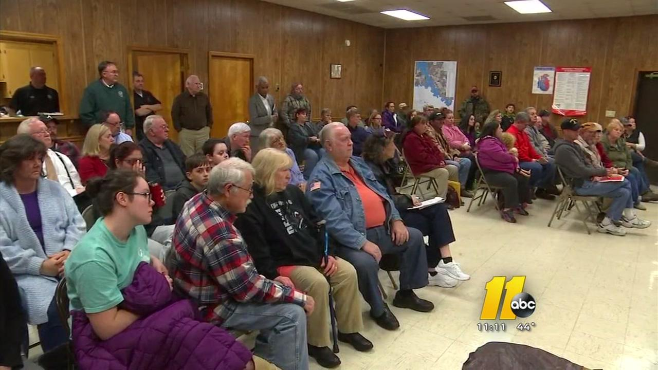 Hurricane buyouts discussed in Moore County