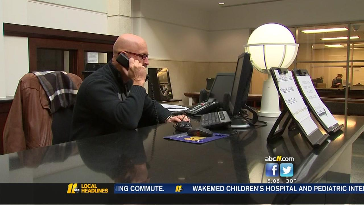 Wake County Sheriffs Office provides wellness checks during storm