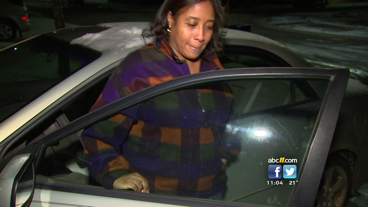 Woman who left car running but locked finds it stolen