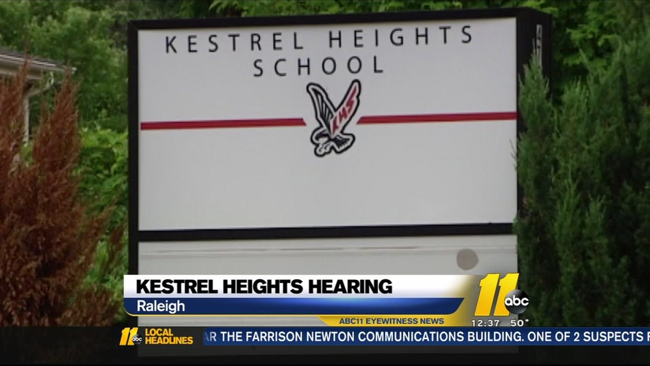 Kestrel Heights School