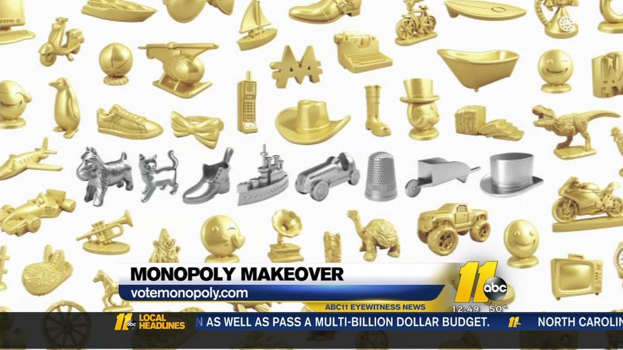 Emoji? Bunny? Next generation Monopoly token? You decide