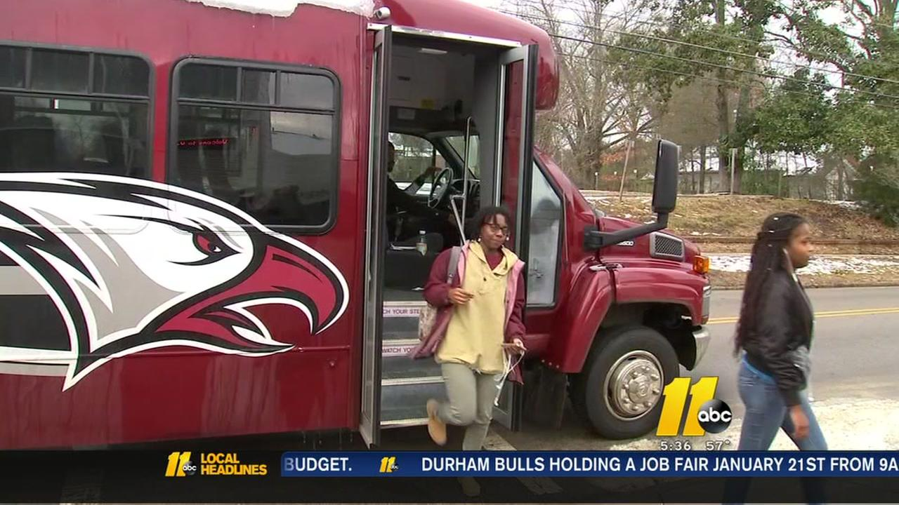 NCCU investigates armed robbery of student