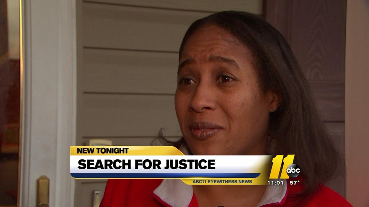 Raleigh woman hopes for justice after her idling SUV was stolen