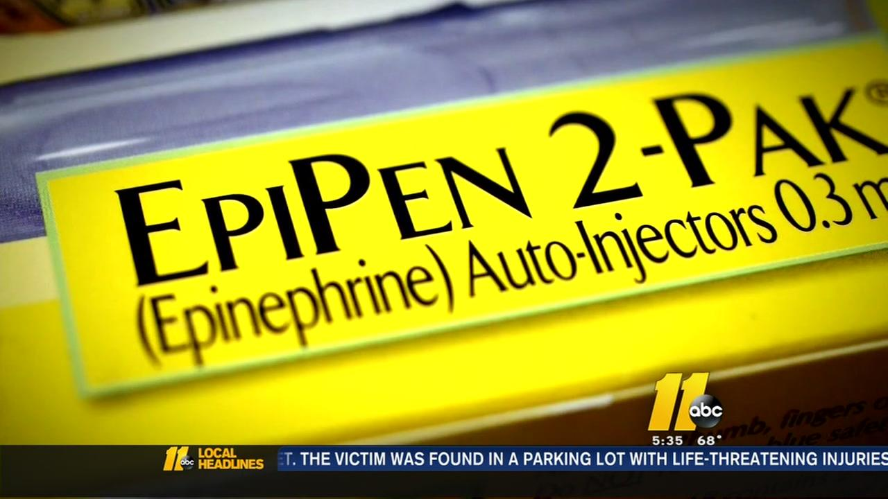 Insurers drop coverage of EpiPen