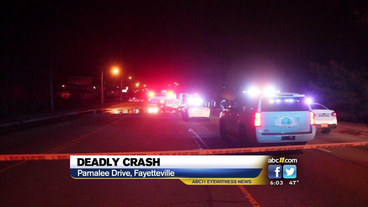 One killed in Fayetteville crash