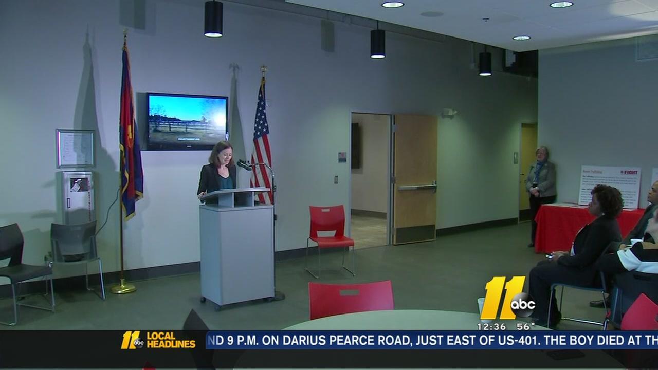 Human Trafficking Awareness Month in North Carolina