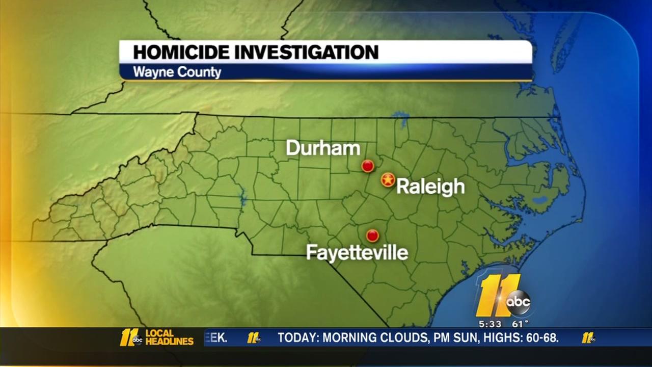 Wayne County homicide investigation