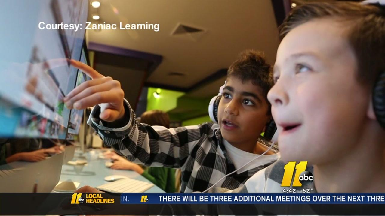 Learning Center opens in Cary